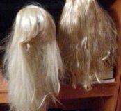 Продам два  парика на себя не меряю вдруг  узнают.