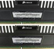 Планки памяти Corsair CMZ8GX3M2A1866C9