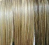 Волосы для капсульного наращивания волос
