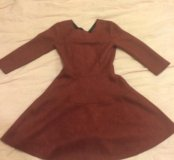 Платье замш новое ❤