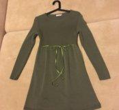 Одежда для беременных. Платье 👗 и кофта 🤰🏼