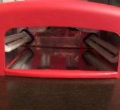 УФ лампа 36 W красная