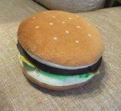 Бокс для дисков в виде Гамбургера