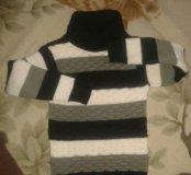Теплый свитер (2-5лет)