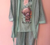 Пижама женская домашняя одежда