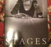 Книга Stages с диском