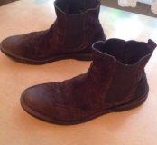 Karlo  Pozolini ботинки высокие 44 р