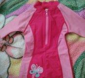 Купальный костюм на малыша