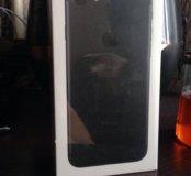 iPhone 7black. 32gb new
