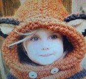 шапка детская, НОВАЯ