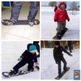 Сноуборды с облегчённым креплением