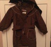 Детская куртка 26размер