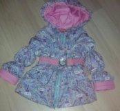 Куртка осень-весна на 2-3 года