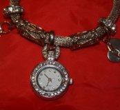 Часы женские под Pandora браслет