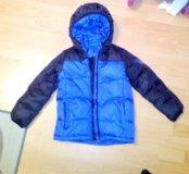 Куртка осень -теплая зима 134