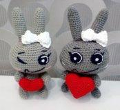 Зайцы с сердцем