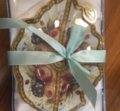 Подарочная тарелочка