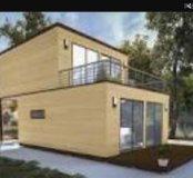 домик модульный