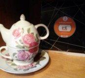 Чайный набор 3 предмета
