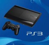 PS3 Super Slim 500 гб обмен