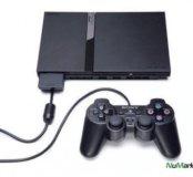 ps2 ( игровая приставка PlayStation2 )