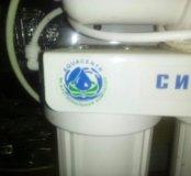 Система очистки воды, б/у, Аквацентр