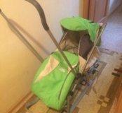 Санки (с колесиками и сумкой) +доставка