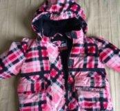 Очень тёплая куртка на морозы