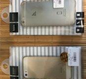 Силиконовый чехол на I-phone 6s, 7s,5,5se