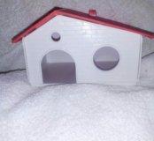 Домик для грызунов.