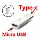 Адаптер micro USB to Type-c
