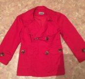 Жакет куртка ветровка женская