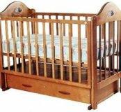 Детская кроватка Можга (Красная Звезда) Полина С-3