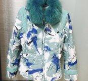 Зимняя лыжная куртка Finn Flare