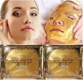Коллагеновая золотая маска из Таиланда