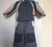 Зимний костюм на мальчика 4 (104см)
