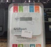 HyperDrive iUSBport беспроводное медиахранилище