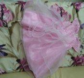 Розовое платишко