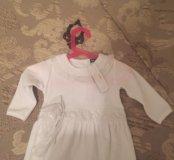 Платье 12m