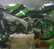 Kawasaki zx 6r