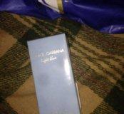 Dolce Gabanna light blue