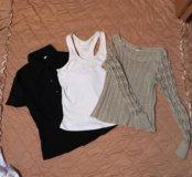 Рубашка, майка, кофта