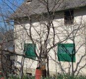 Дом продаём и сад
