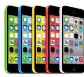 iPhone 5c 16GB все цвета