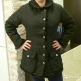 Куртка на теплую зиму или холодную осень