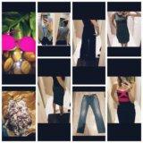 Вещи:платье, юбка, джинсы,брюки, жилет и пр.42 р