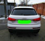 Audi q3 15г