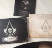 Альбом и саундтрек от Assassin's creed IV