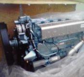 Двигатель Sinotruk wd615.47 Евро-2 371 л/с howo