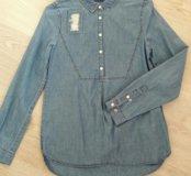 Блуза джинсовая